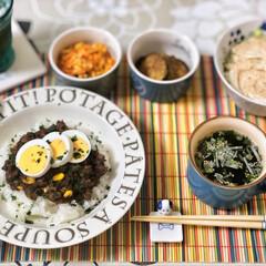 朝ごはん/これからもよろしく/ごちそうさまでした/美味しいご飯/朝ごはん大好き/いつもありがとう/... 今朝の嫁さんが作ってくれた朝ごはん。メイ…