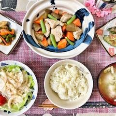 朝ごはん大好き/おはよう/美味しいご飯/さくら/平成最後の/LIMIAごはんクラブ/... 今朝の嫁さんが作ってくれた朝ごはん。メイ…(7枚目)