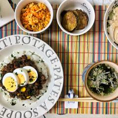 朝ごはん/これからもよろしく/ごちそうさまでした/美味しいご飯/朝ごはん大好き/いつもありがとう/... 今朝の嫁さんが作ってくれた朝ごはん。メイ…(7枚目)