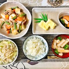 大阪大好き/嫁さんの手作り/朝ごはん/おはよう/いつもありがとう/これからもよろしく/... 今朝の嫁さんが作ってくれた朝ごはん。メイ…(7枚目)