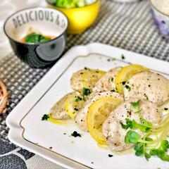 美味しいご飯/いつもありがとう/ごちそうさまでした/朝ごはん/朝ごはん大好き/これからもよろしく/... 今朝の嫁さんが作ってくれた朝ごはん。鶏肉…