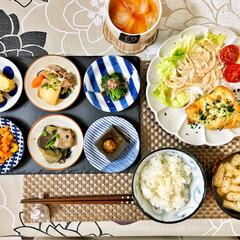 朝ごはん/朝ごはん大好き/美味しいご飯/ごちそうさまでした/これからもよろしく/令和元年フォト投稿キャンペーン/... 嫁さんが作ってくれた父の日御膳。昨日は父…(7枚目)