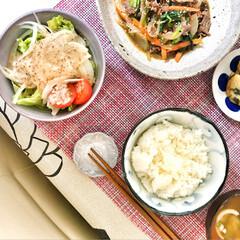 delicious/Breakfast/朝ごはん/ごちそうさま/いつもありがとう/箸置き/... 今朝の嫁さんが作ってくれた朝ごはん。牛肉…(4枚目)