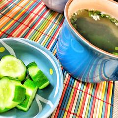 朝ごはん大好き/キッチン/美味しいご飯/いつもありがとう/ごちそうさまでした/これからもよろしく/... 今朝の嫁さんが作ってくれた朝ごはん。グリ…(3枚目)