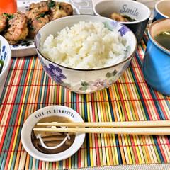 朝ごはん/これからもよろしく/ごちそうさまでした/いつもありがとう/美味しいご飯/朝ごはん大好き/... 今朝の嫁さんが作ってくれた朝ごはん。鶏胸…(4枚目)