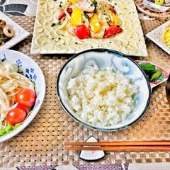 おはよう/いつもありがとう/ごちそうさまでした/嫁さんの手作り/朝ごはん大好き/美味しいご飯/... 今朝の嫁さんが作ってくれた朝ごはん。メイ…(4枚目)