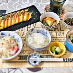 大阪大好き/とんぺい焼き/嫁さんの手作り/朝ごはん/おはよう/いつもありがとう/... 今朝の嫁さんが作ってくれた朝ごはん。とん…