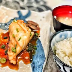 美味しいご飯/いつもありがとう/おはよう/朝ごはん大好き/嫁さんの手作り/ごちそうさまでした/... 今朝の嫁さんが作ってくれた朝ごはん。鱈の…(3枚目)
