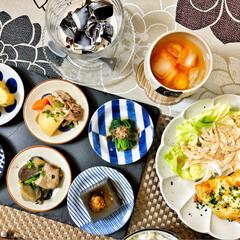 朝ごはん/朝ごはん大好き/美味しいご飯/ごちそうさまでした/これからもよろしく/令和元年フォト投稿キャンペーン/... 嫁さんが作ってくれた父の日御膳。昨日は父…