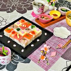 桃の節句/潮汁/ひなまつりグルメ/ひなまつりごはん/ひな祭り/LIMIAごはんクラブ/... 今朝の嫁さんが作ってくれた朝ごはん。ひな…