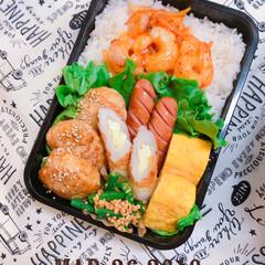 今日のお昼ごはん/今日のお弁当/今日の献立/今日のごはん/LIMIAごはんクラブ/フォロー大歓迎/... 今日のお弁当🍱