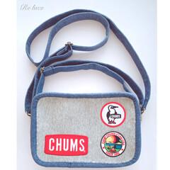 多機能バッグ/CHUMSバッグ/2wayバッグ/3wayバッグ/CHUMS/オーダーメイド/... 先日投稿した 『お財布要らず✨CHUMS…