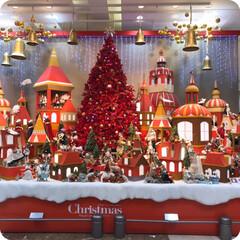 高島屋/親子だなぁ/偶然/クリスマス/フォロー大歓迎/クリスマス2019 娘から 孫の写メが送られてきたらびっくり…