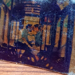 ヴィテージ風/アンティーク/写真立て/ララランド/DIY/雑貨/... 映画[LA LA LAND] 写真立て …