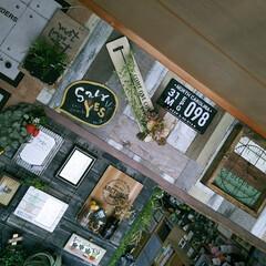時計/時計DIY/ワークショップ/賃貸リノベーション/賃貸インテリア/カフェ風インテリア/... ワークで作った時計の場所を移動させました…