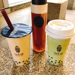 ボトルドリンク/台湾茶/タピオカ/大阪駅/カフェ/はじめてフォト投稿/... 【カフェ】 昨年、大阪駅の駅マルシェ内に…