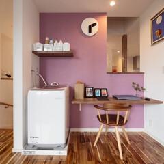 住まい/住宅/注文住宅/一戸建て/不動産/リノベーション/... 2階のベランダに洗濯物を干すことを考え、…