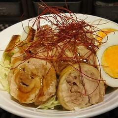 丼/煮玉子/鶏チャーシュー 鶏チャーシュー丼