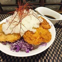 醤油カツ丼/丼/豚ヒレ/福井のカツ丼 豚ヒレの醤油カツ丼