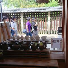 京都/ろくろ体験/おでかけ/LIMIAおでかけ部 おはようございます🙇 京都旅行、けんかも…(3枚目)