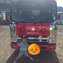 消防車  📷チャンス❗️