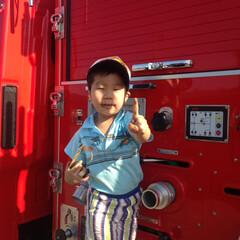 消防車  📷チャンス❗️  (4枚目)