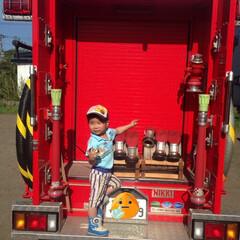 消防車  📷チャンス❗️  (3枚目)