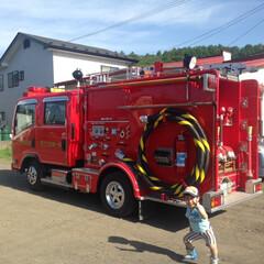 消防車  📷チャンス❗️  (6枚目)
