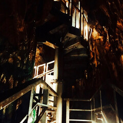 冬の一枚/冬の思い出/龍泉洞/鍾乳洞/岩手県/東北/... 日本三大鍾乳洞の一つ 龍泉洞    【 …