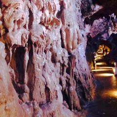 観光地/観光/思い出/冬の一枚/龍泉洞/マイナスイオン/... 日本三大鍾乳洞の一つ 龍泉洞    【 …