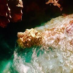 思い出/冬の思い出/冬の一枚/自然/観光スポット/観光地/... 日本三大鍾乳洞の一つ 龍泉洞    【 …