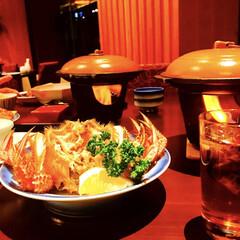 グルメ/浄土ヶ浜/岩手県/東北/海の幸/食べ放題/... 毛ガニ🦀  【 浄土ヶ浜パークホテル 】…
