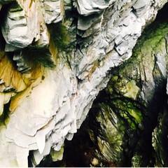 洞窟/冬の一枚/観光地/海/絶景スポット/絶景/... 青の洞窟へ  八戸穴は、 青森県の八戸市…(2枚目)