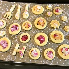 飴/宿題/ステンドガラスクッキー/手作りクッキー 休校中の宿題に「料理」があり 娘は昔お料…(3枚目)