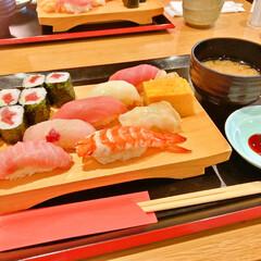 お寿司/ランチ 昨日のランチ❣️