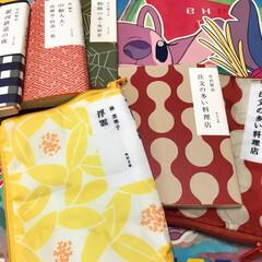文庫本カバーガチャ/和風カバー/角川文庫 今、娘のブームは 角川文庫の「和風柄ブッ…(5枚目)