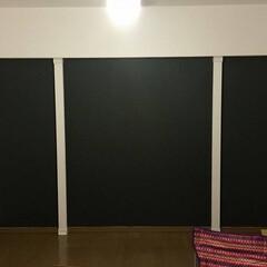 ディアウォール/壁/ペンキ/塗装  これも引っ越し前の作業ですが、ディアウ…
