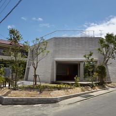 環境/エコ/ブロック/石/土 2013年竣工