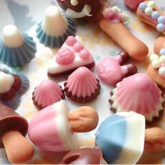 手作りお菓子/手作り/スイーツ/お菓子/sweets/チョコレート/... 【手作りお菓子】大人の全力☆明治の手作り…