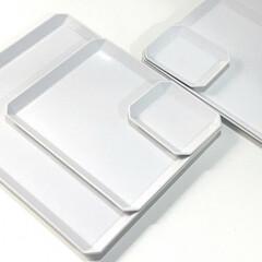 ファイルケース/ニトリファイルケース/食器棚収納/食器棚/モノトーン雑貨/モノトーン/... お皿収納♡♡ 1番大きい、お皿が27セン…(3枚目)
