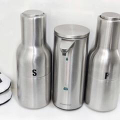 シンプルヒューマン simplehuman 充電式センサーポンプ ST1044 266ml つやあり | ディスペンサー ハンドソープ 自動 充電式 おしゃれ(ディスペンサー、スプレーボトル)を使ったクチコミ「シンプルヒューマン♡ ちょっとお高いです…」(3枚目)