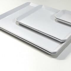 ファイルケース/ニトリファイルケース/食器棚収納/食器棚/モノトーン雑貨/モノトーン/... お皿収納♡♡ 1番大きい、お皿が27セン…(2枚目)