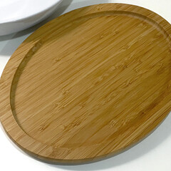 ストウブ staub オーバルディッシュ 29cm ホワイト 40508-608 RSTC620   STAUB(皿)を使ったクチコミ「連打ですみません(๑•̀ •́)و✧ 大…」(3枚目)