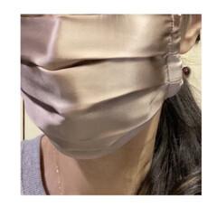 マスクメイク/あったら便利/必需品/おしやれ/オシャレ/オーガニックコットンマスク/... 仕事中もマスクしっぱなしで、 とうとう、…(4枚目)