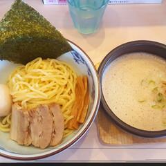 〆は雑炊/おいしい/初めてのつけ麺/濃厚/太麺/特製/...  人気のつけ麺を食べに 連れてってくれま…