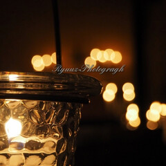 フォロー大歓迎/代官山ノエル/キャンドル/クリスマス Candlelight  お久しぶりです…(1枚目)