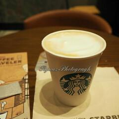 期間限定メニュー/スターバックスコーヒー/カフェ/お出かけ/フォロー大歓迎 スタバの期間限定メニューのバタースコッチ…(2枚目)