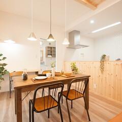 LDK/マイホームデザイン/マイホーム計画/マイホーム/インテリア/家具/... 【手間をかければかけただけ愛着が湧きます…