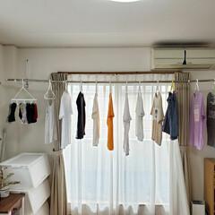 梅雨/梅雨対策/雨対策/梅雨対策アイテム/梅雨便利グッズ 梅雨時のお洗濯に便利!部屋干しなのに省ス…