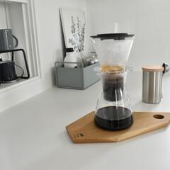 おウチカフェ/キッチングッズ/キッチン/水出しコーヒーポット/HARIO/水出しコーヒー/... harioの水出しコーヒーサーバー! 一…
